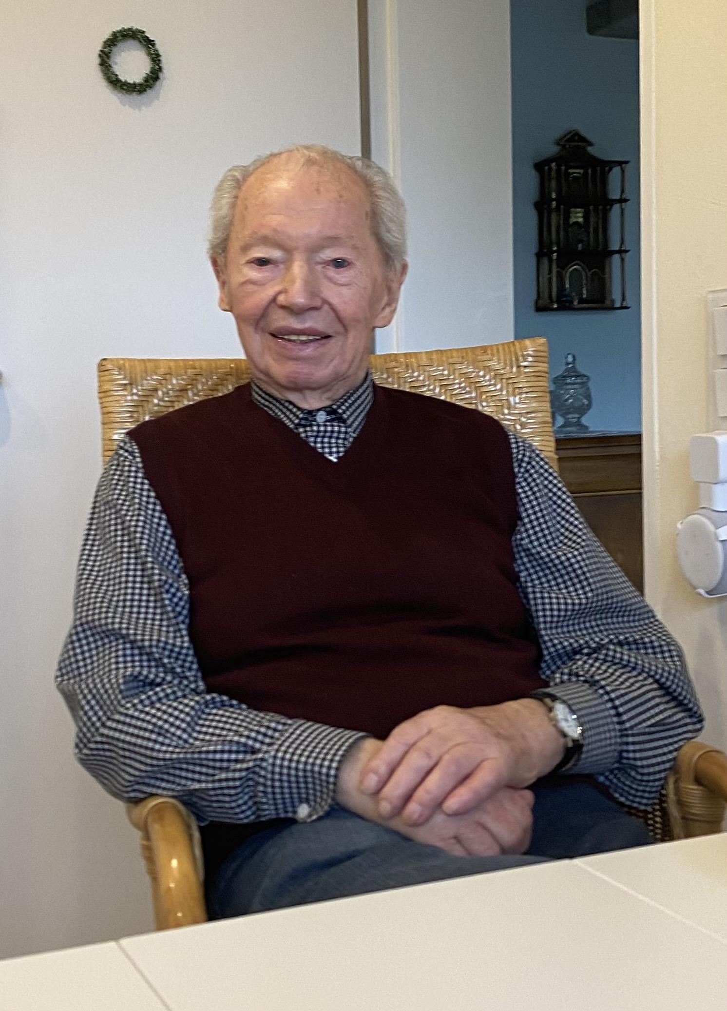 Vermisster 92-Jähriger - Polizei sucht Hinweisgeber in