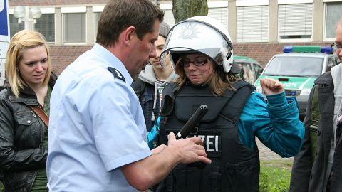 Praktikum Bei Der Polizei Dortmund Dortmund