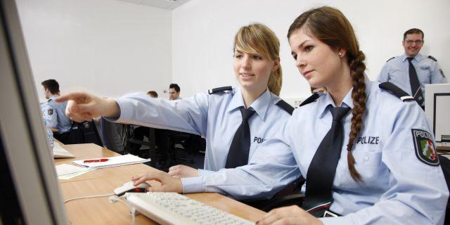 Ihr Weg Zum Polizeiberuf Dortmund