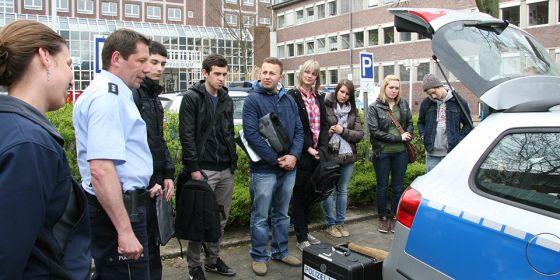 Polizei Dortmund Stellenangebote